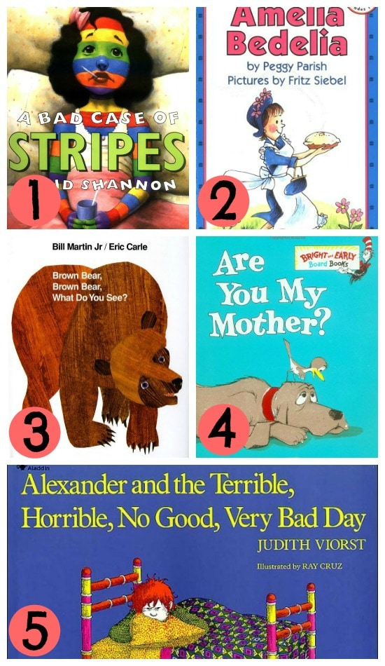 1- Kids books every library needs