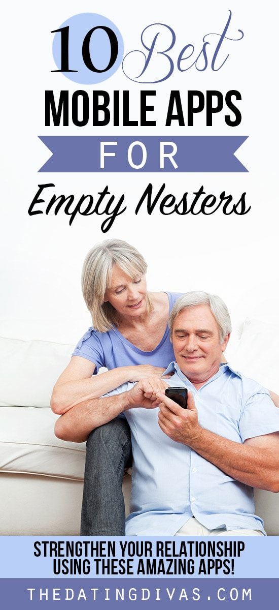 10 Best Apps for Empty Nesters