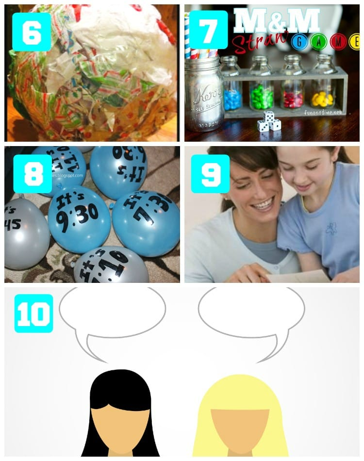 10 Silly New Year's Games for Families
