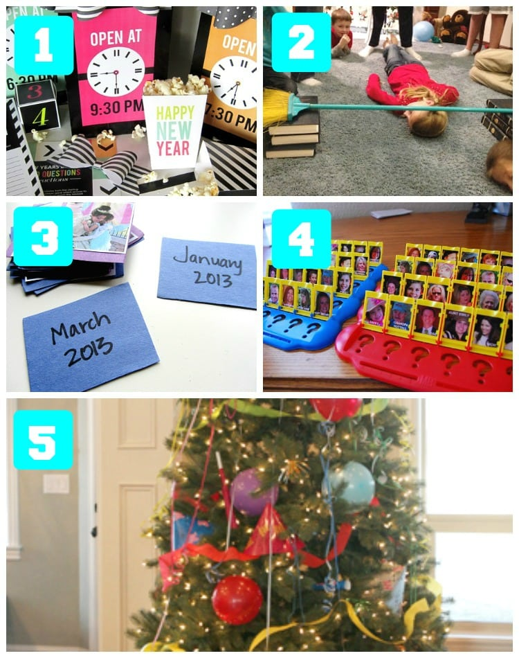 10 Crazy New Year's Games for Your Family