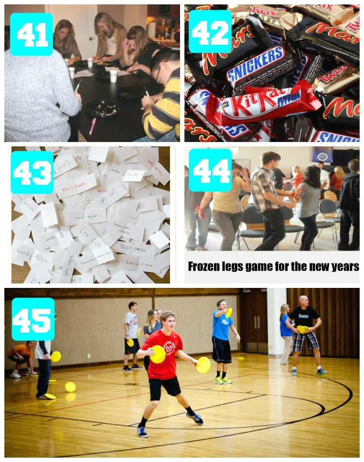 10 Great New Year's Games for Groups