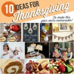 10 Fun Thanksgiving Ideas