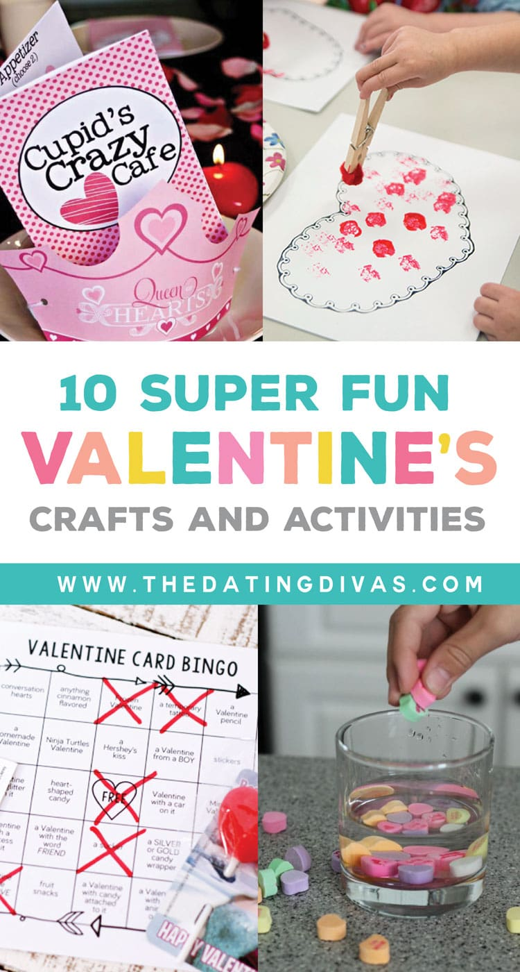 10 Fun Valentine's Day Activities and Crafts for Kids