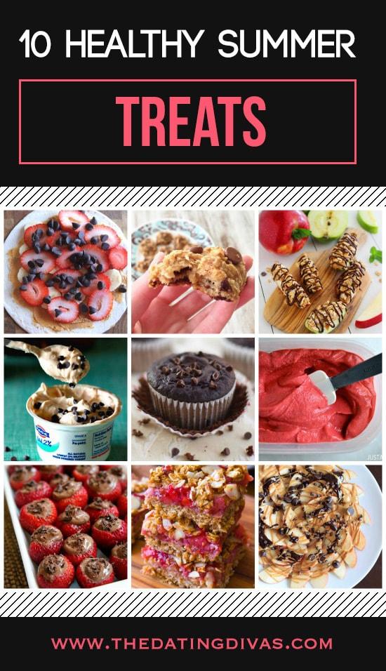 10 Healthy Summer Treats
