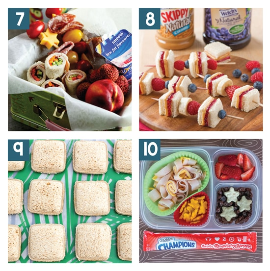 Quick Lunch Ideas for Kids
