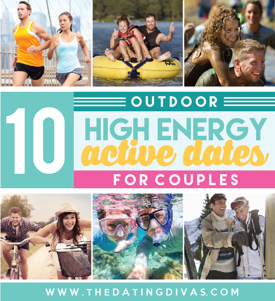 Super active outdoor dates