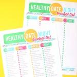 100 Healthy Date Night Ideas