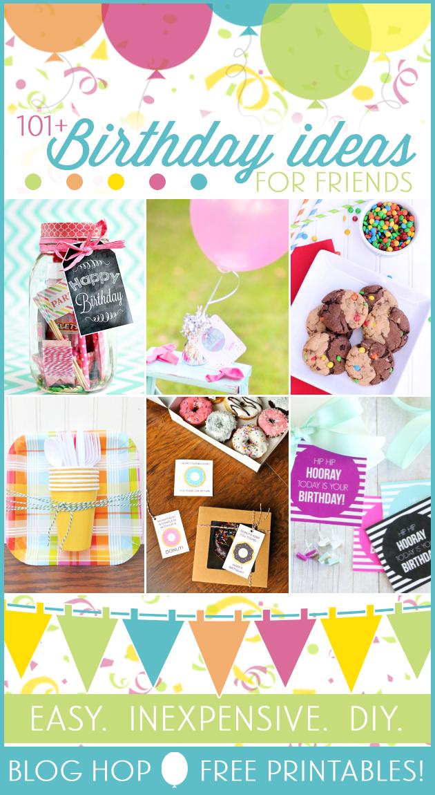 101 creative inexpensive birthday gift ideas pushup24