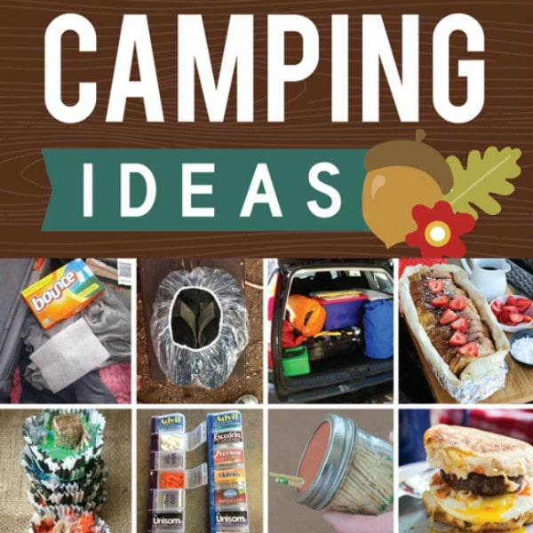 Cool camping ideas for kids the image for 101 crazy crafting ideas