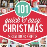 101 Easy Christmas Neighbor Gifts