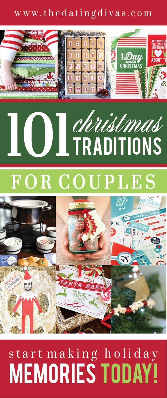 101 Christmas Traditions