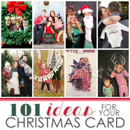 unique family photo ideas for christmas cards