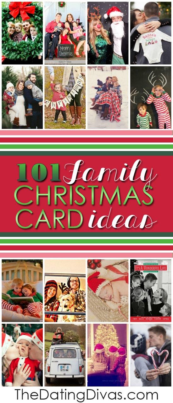 101 Cute and Creative Christmas Card Ideas