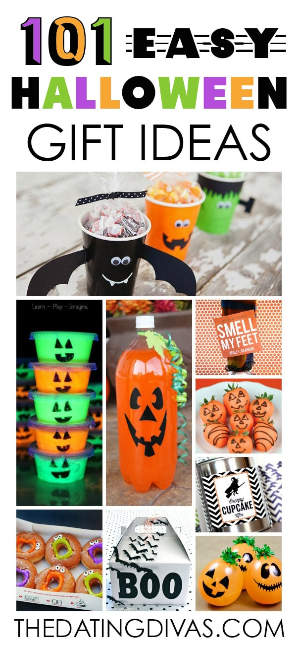 Easy Halloween Gift Ideas