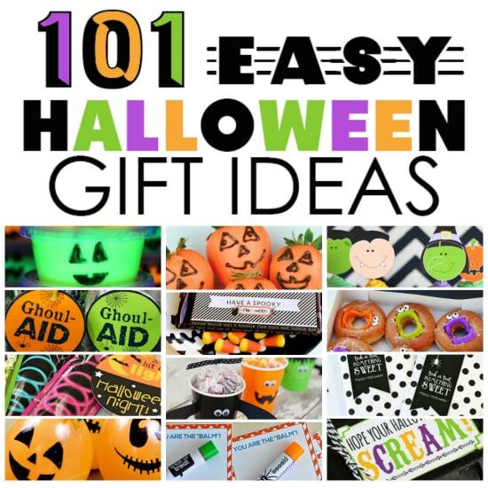 101 Easy Halloween Gifts