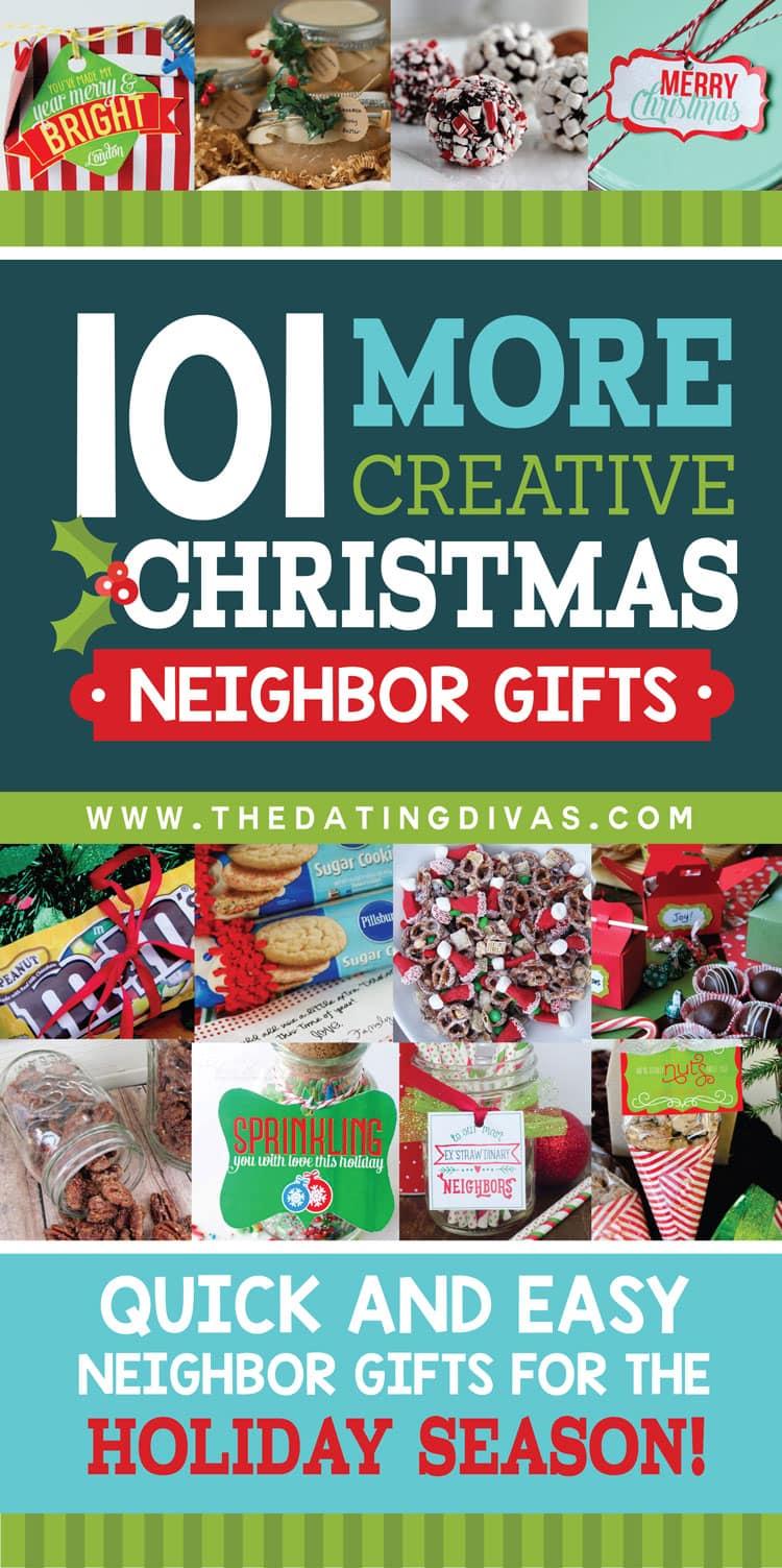 101 Super Easy Neighbor Christmas Gifts