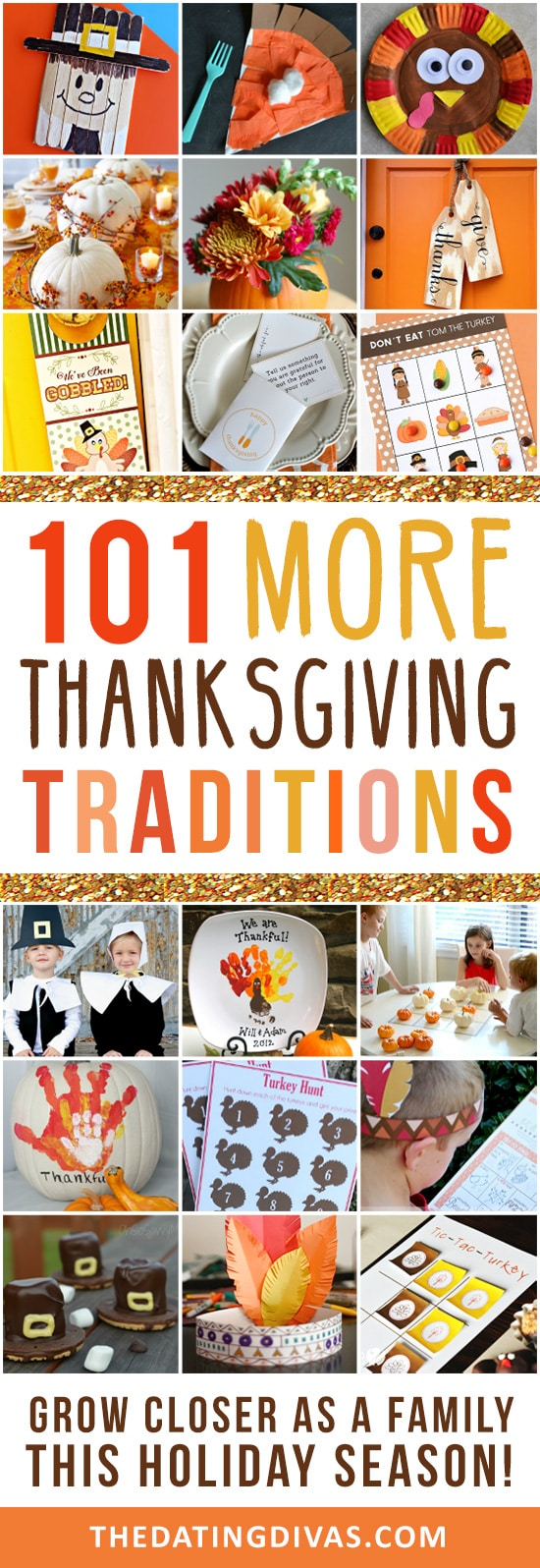 Top Thanksgiving traditions!