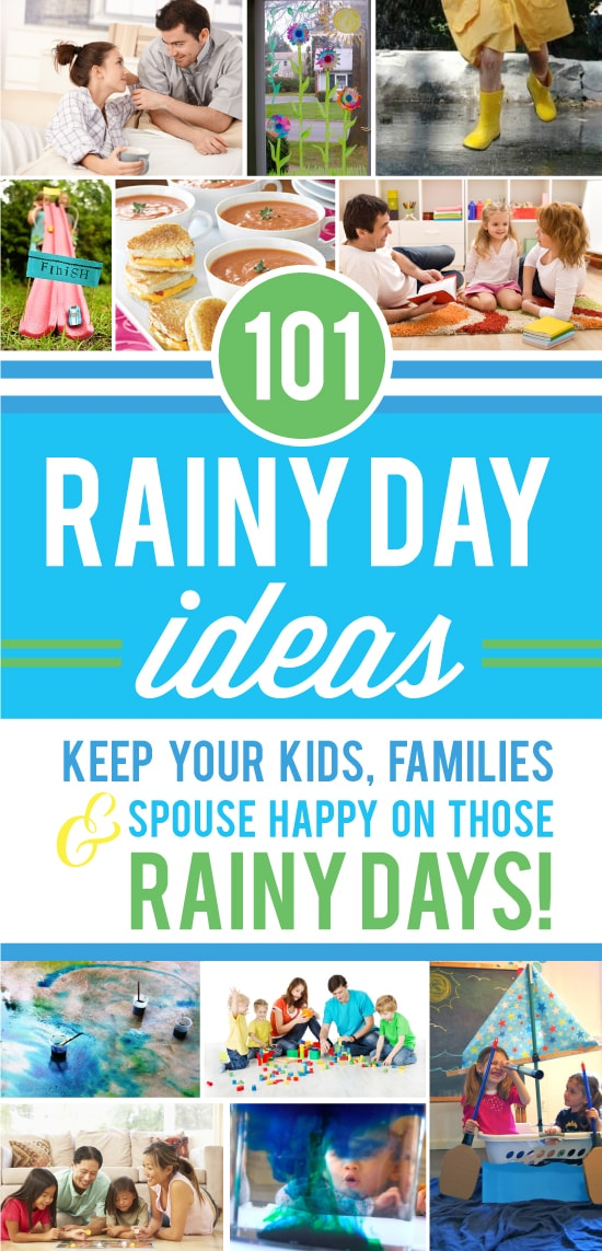 Indoor Activities For Kids On A Rainy Day The Dating Divas