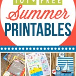 101+ Fun Summer Printables