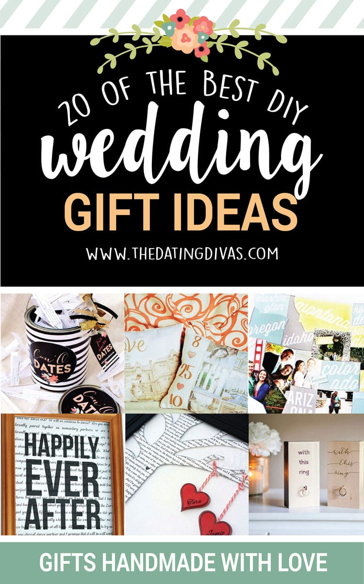 Diy Wedding Gifts | 101 Of The Best Wedding Gifts