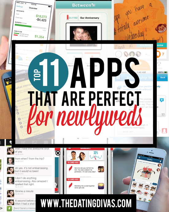 11 Best Apps for Newlyweds
