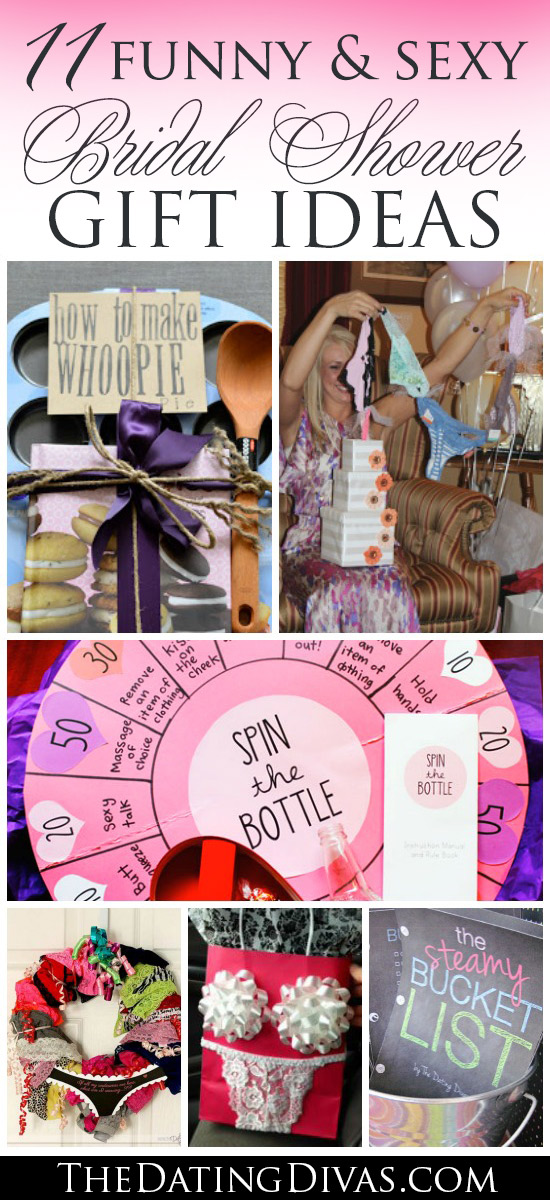 11 Funny And Y Bridal Shower Gift Ideas
