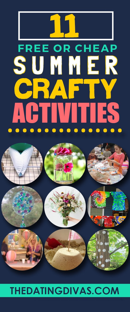 Fun Summer Craft Activities