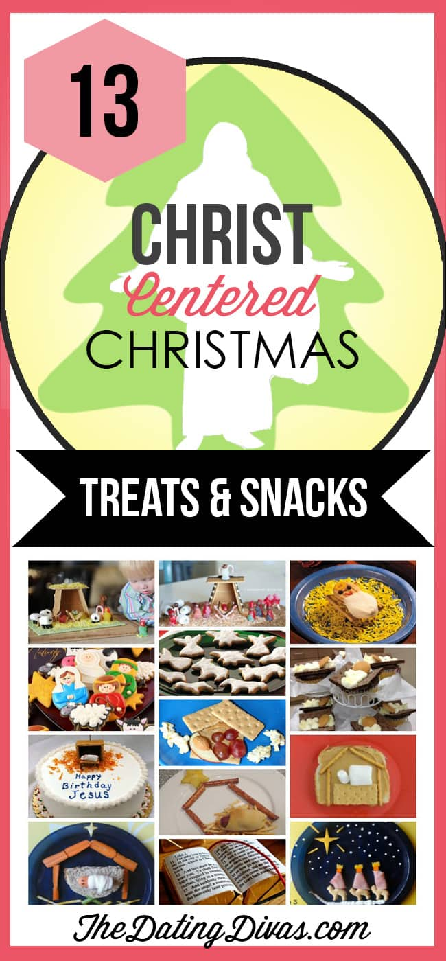 Christ-Centered Christmas Treats and Snacks to make with the kids