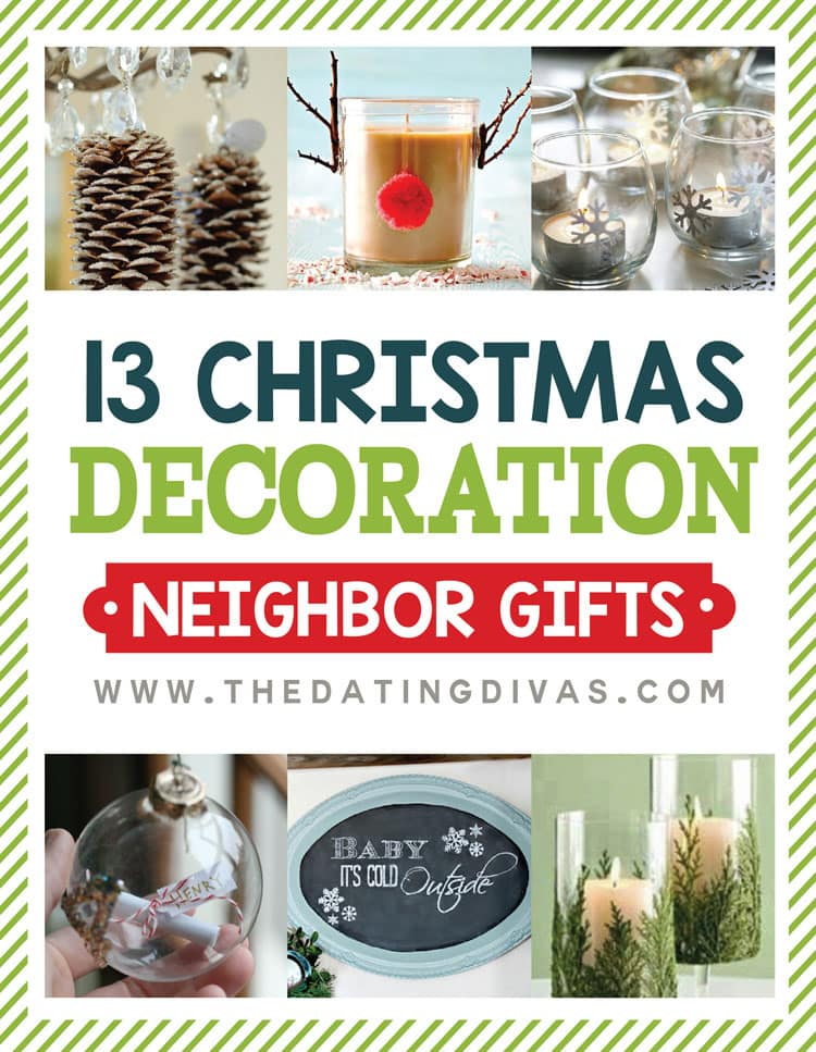 13 Christmas Decorations for Your Awesome Neighbor Gifts