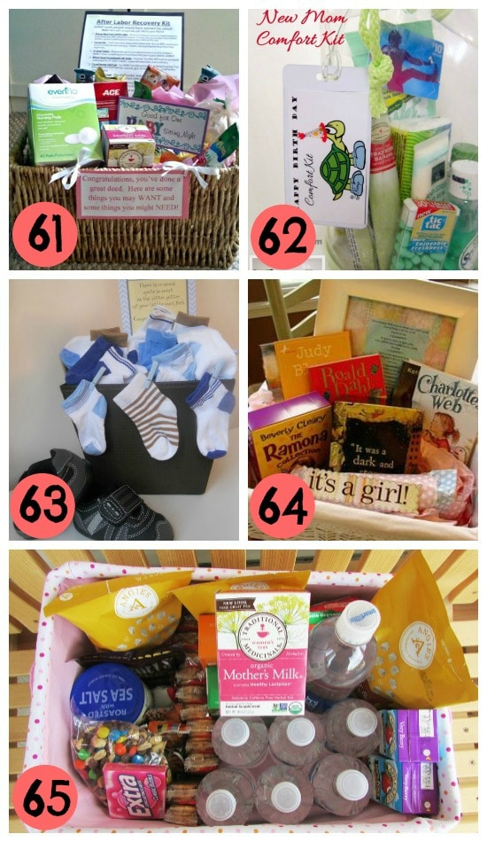 145 Gift Ideas for New Moms