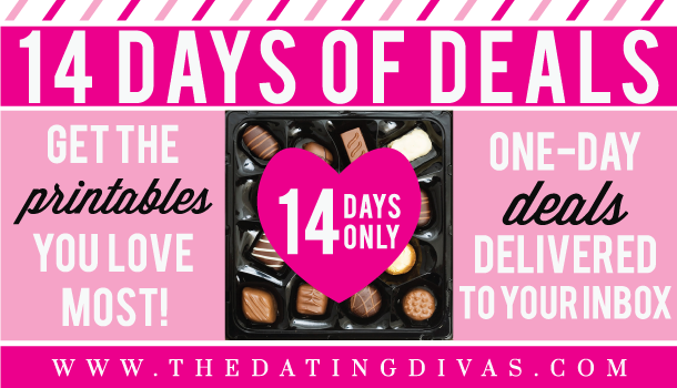 14 Days of Diva Valentine Deals