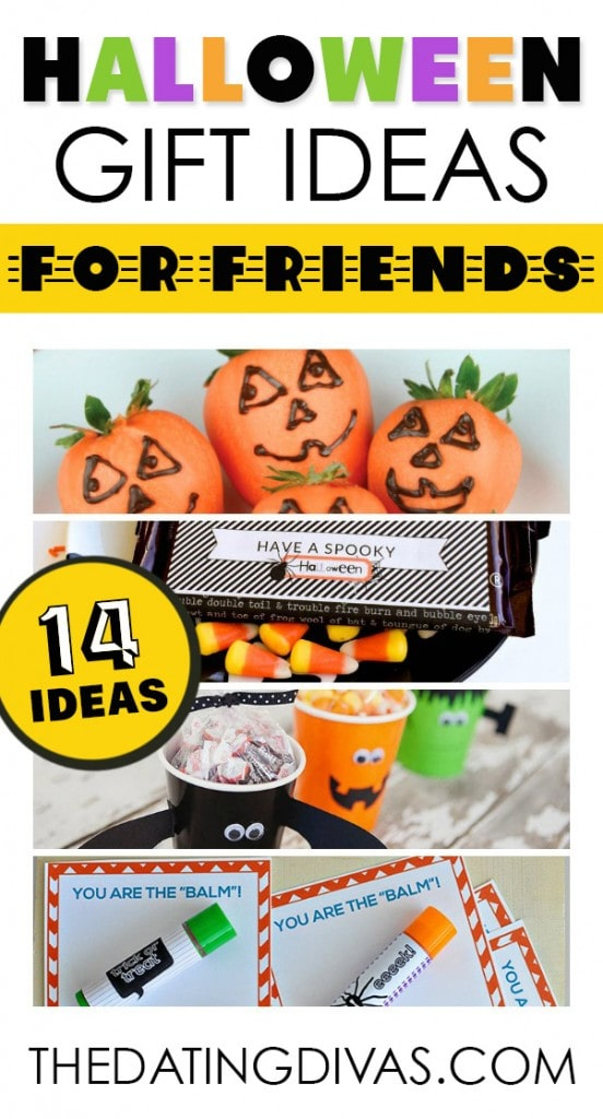 14 Halloween Gift Ideas for Friends