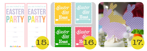 Chrissy - 50+ Free Easter Printables - 15-17