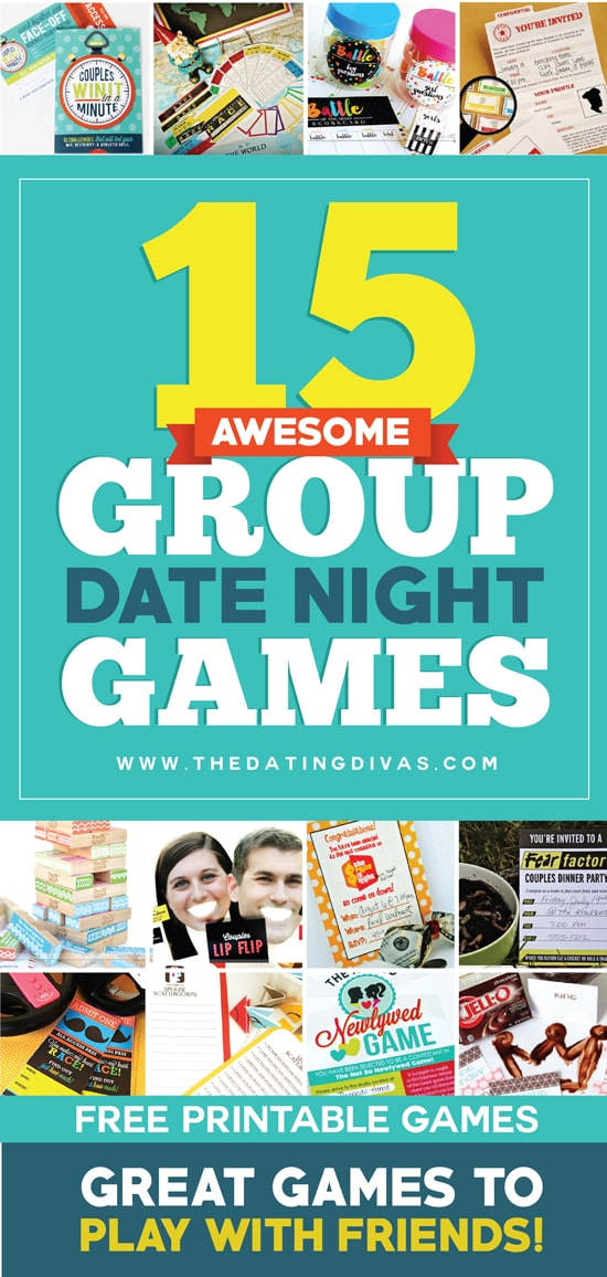 Group Game Ideas (Free Printables Included)