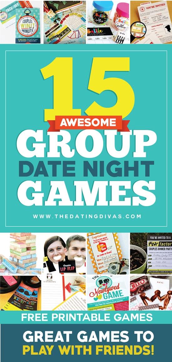 Group date ideas