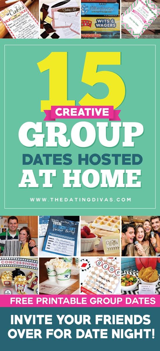 Creative double date ideas
