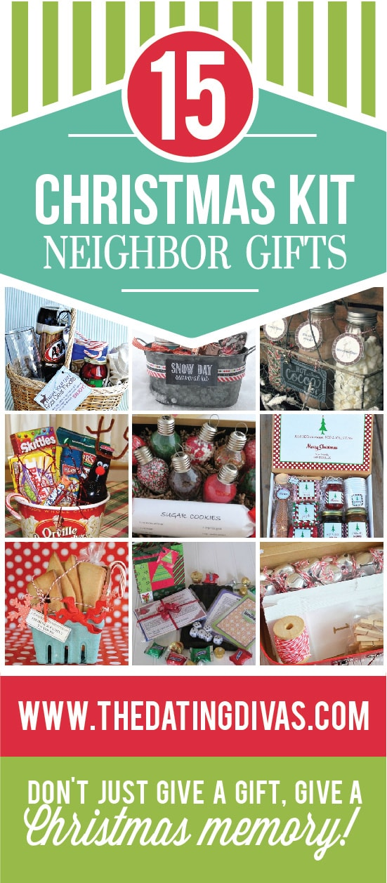 15 Christmas Kit Neighbor Gifts