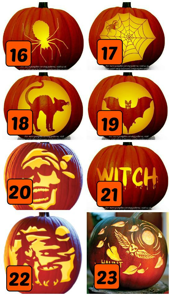 Halloween Movie Pumpkin Drawing.75 Free Pumpkin Carving Patterns From The Dating Divas