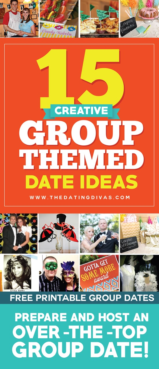 Fun group dating activities