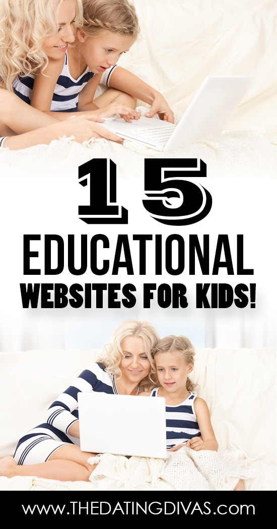 15 Educational Websites for Kids