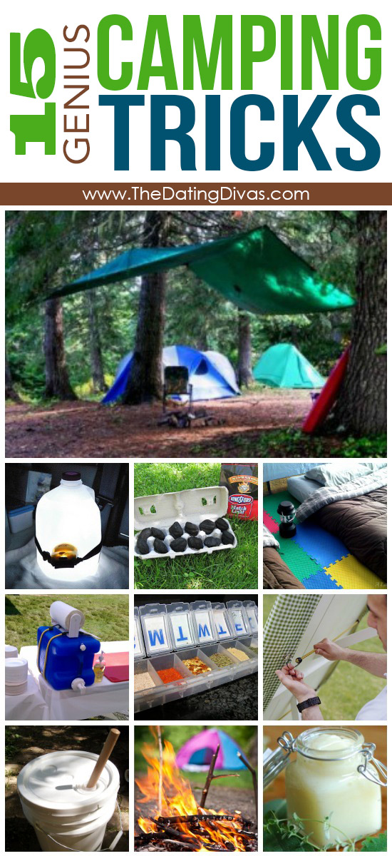 Foam Tiles Baby >> 101 Camping Tips & Ideas