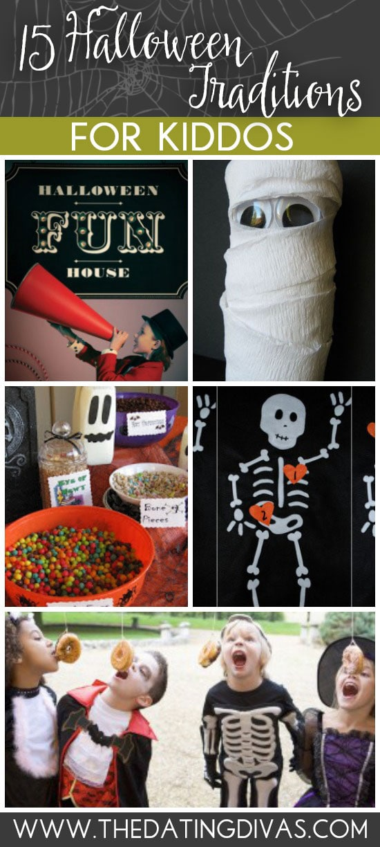 15 Halloween Traditions For Children