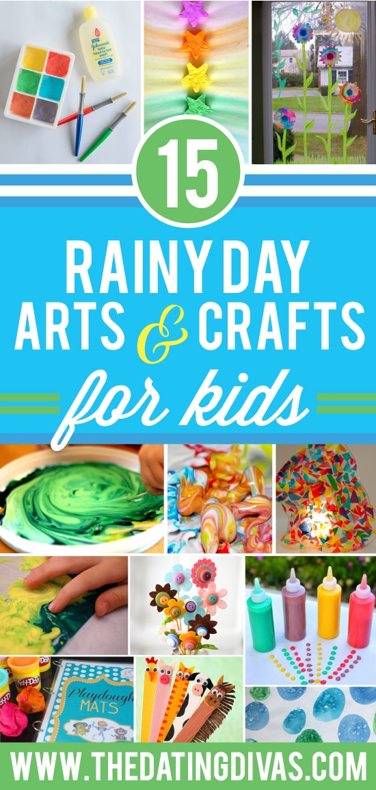 Arts and Crafts Indoor Activities