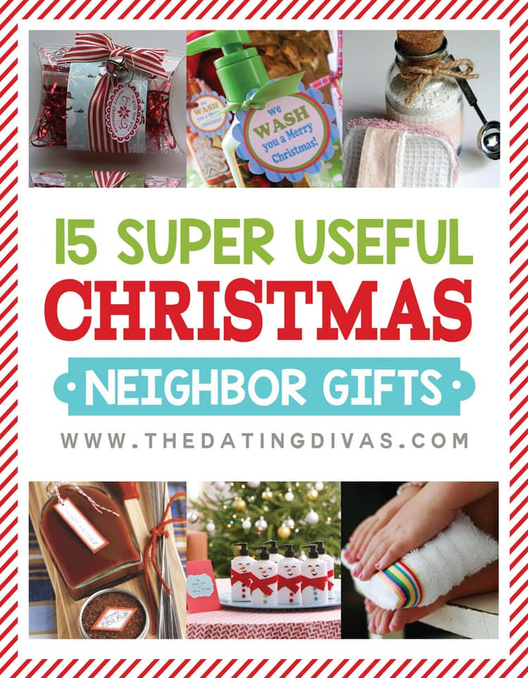 15 Useful Gifts for Your Neighbors