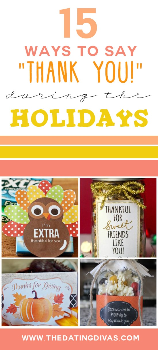 15 Ways to Show Gratitude Through the Holidays