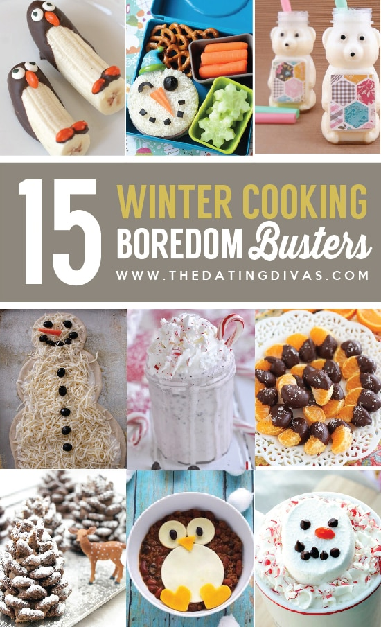 15 Winter Cooking Boredom Busters