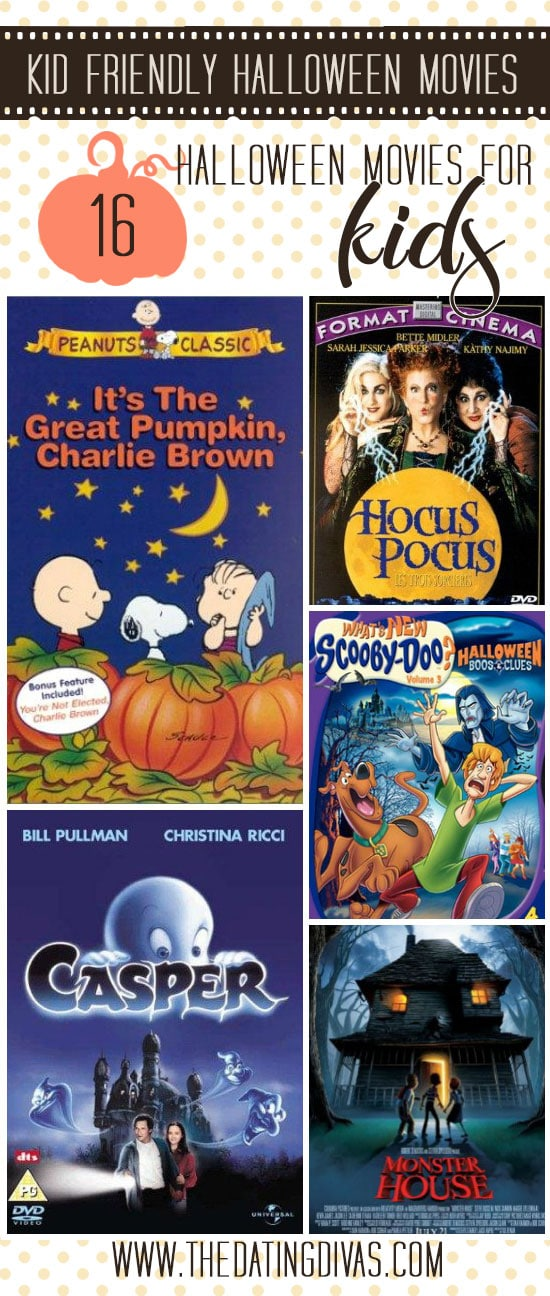 16 fantastic kid friendly halloween movies