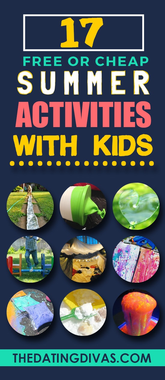Great Summer Activities for Kids