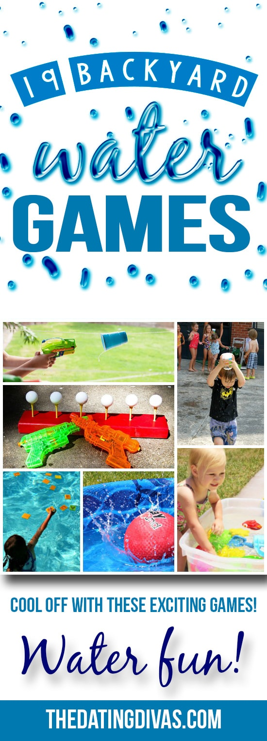 Water Games Everyone Will Want To Play