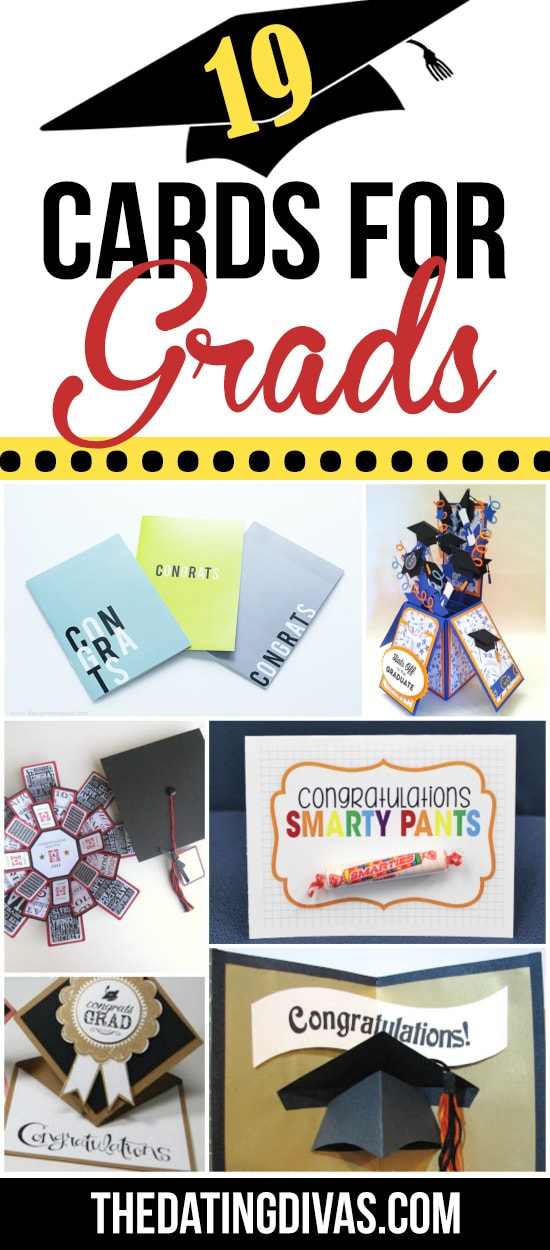 19 Cards for Grads